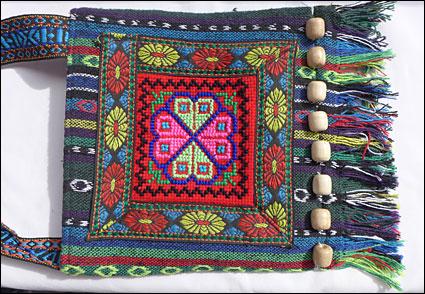 Väska från Mongoliet